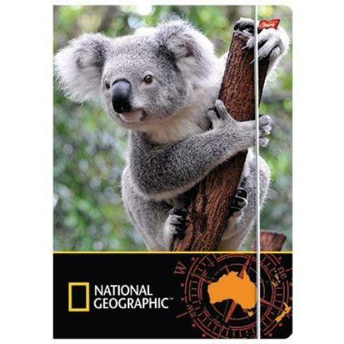 National Geographic A/4 gumis mappa (271366)