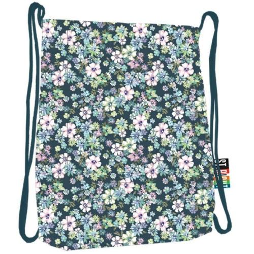 St.Right - Flowers Green zsinóros hátizsák (613661)