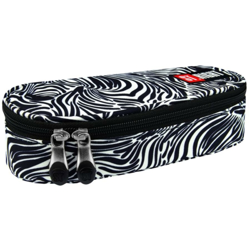 St.Right - Zebra ovális tolltartó (618277)