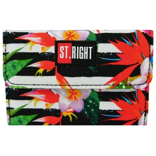 St.Right - Tropical Stripes pénztárca (618468)