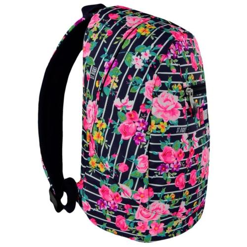 St.Right - Light Roses hátizsák, iskolatáska - 1 rekeszes (618499)