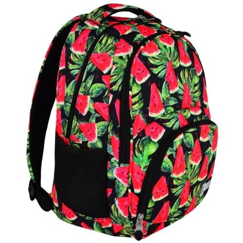 St.Right - Watermelon hátizsák, iskolatáska - 3 rekeszes (618666)