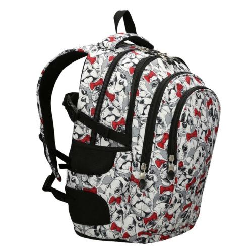 St.Right - Lovely Pets hátizsák, iskolatáska - 4 rekeszes (620768)