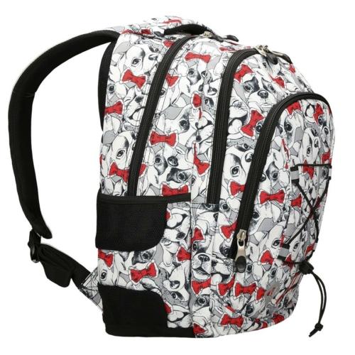 St.Right - Lovely Pets hátizsák, iskolatáska - 3 rekeszes (620775)
