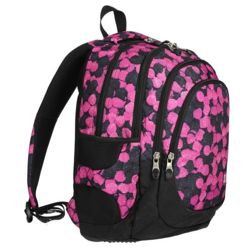 St.Right - Berries hátizsák, iskolatáska - 4 rekeszes (622021)