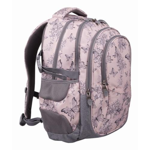 St.Right - Vintage Butterflies hátizsák, iskolatáska - 4 rekeszes (622786)