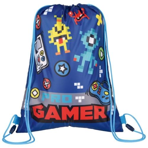 Gamer tornazsák - Bambino