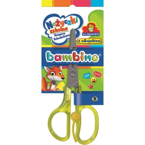 Bambino gyermekolló - zöld - BALKEZES (002946)