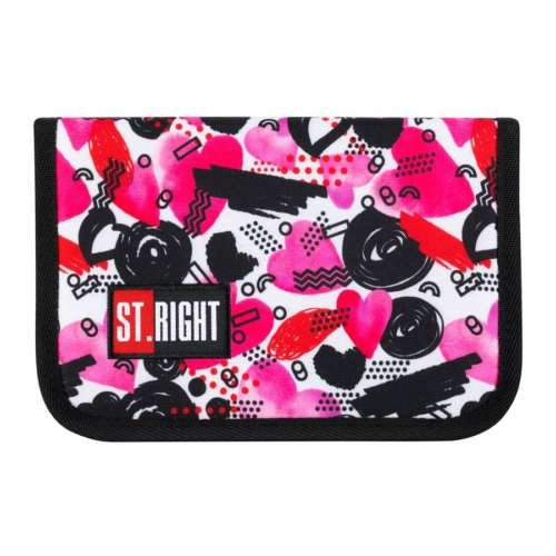 St.Right - Hearts tolltartó
