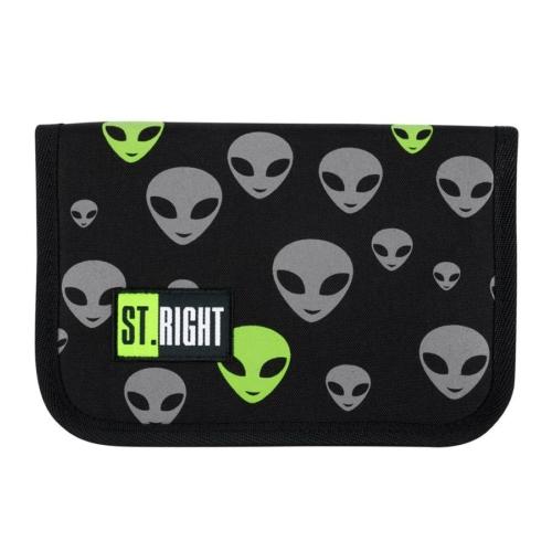 St.Right - Reflective Aliens tolltartó