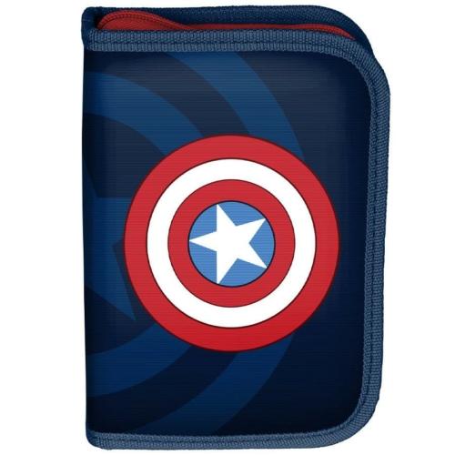 Avengers - Bosszúállók - Amerikai kapitány felszerelt tolltartó (ACP-001)