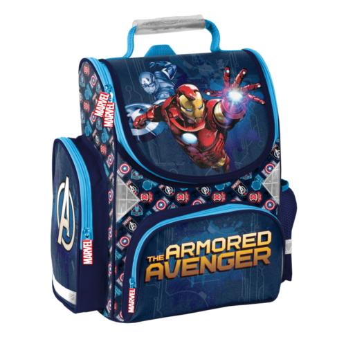 Avengers - Bosszúállók ergonomikus iskolatáska - The Armored Avenger