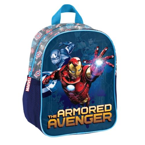 Avengers - Bosszúállók kisméretű ovis hátizsák - The Armored Avenger (AIN-303)
