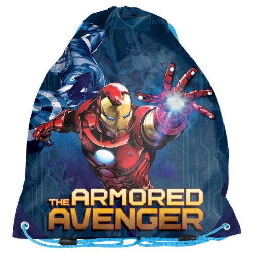 Avengers - Bosszúállók tornazsák - The Armored Avenger (AIN-712)