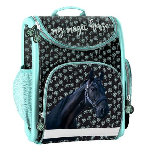 Lovas ergonomikus iskolatáska - My magic horse