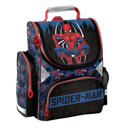 Pókember ergonomikus iskolatáska - Spider-Man
