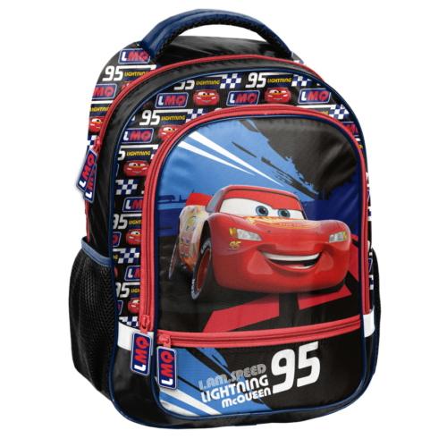Verdák hátizsák, iskolatáska - 2 rekeszes - I am Speed (DSD-260)