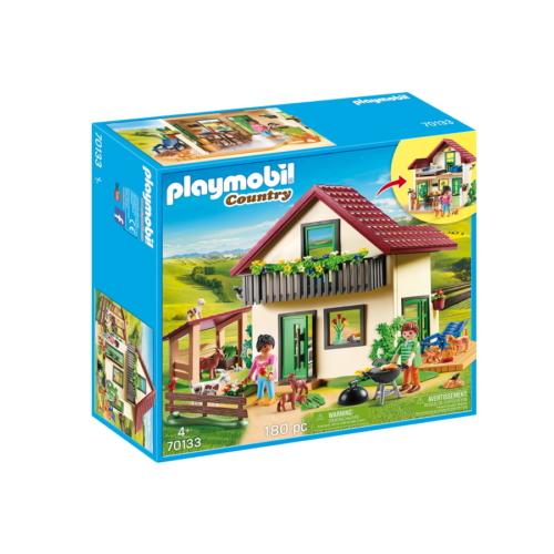 Playmobil - Country - Vidéki házikó játékszett
