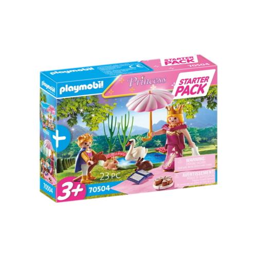 Playmobil - Princess - Starter Pack - Hercegnő kiegészítő játékszett