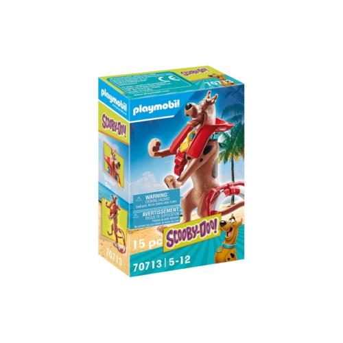 Playmobil - Scooby-Doo! - Gyűjthető figura - Vízimentő