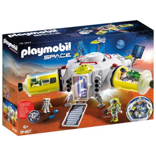 Playmobil - Space - Marskutatók bázisa játékszett