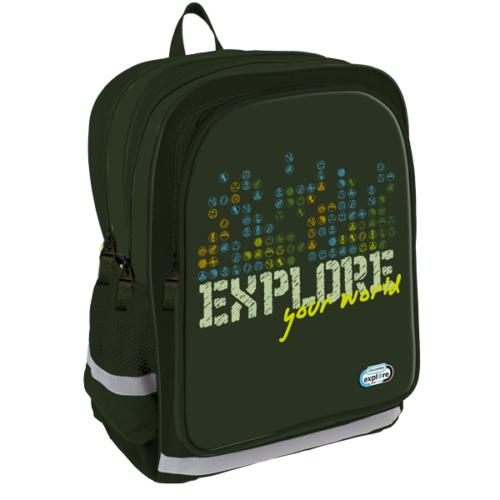 Discovery Explore your world iskolatáska, hátizsák (308419)