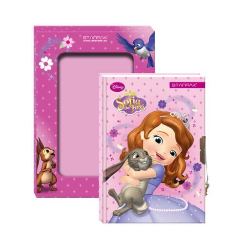 Szófia hercegnő kulcsos napló dobozban (322474)