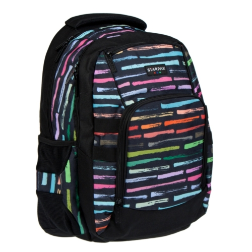 Art stripes ergonomikus hátizsák, iskolatáska (351921)