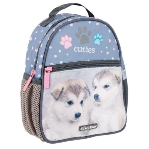 Cuties mini hátizsák - Husky (353764)