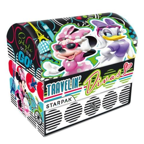 Minnie Mouse fiókos ékszertartó ládika (358794)