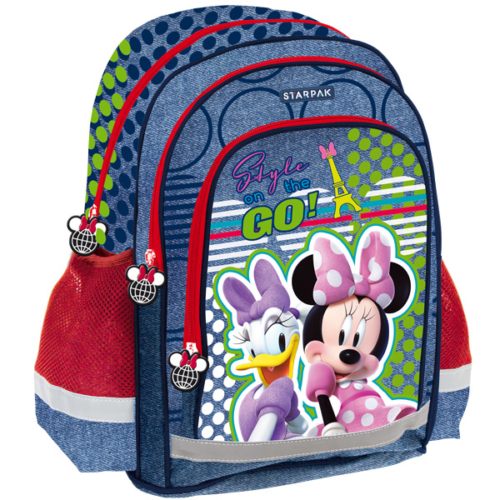 Minnie Mouse  iskolatáska, hátizsák - Style on the go (372488)