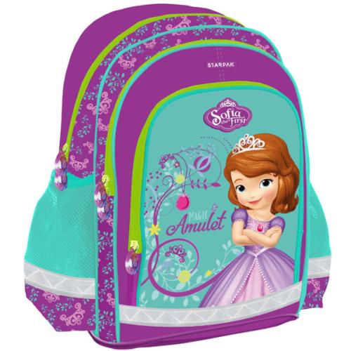Szófia hercegnő iskolatáska, hátizsák - Magic Amulet  (372609)