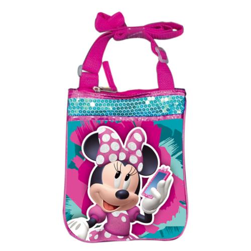 Minnie Mouse flitteres válltáska (388670)