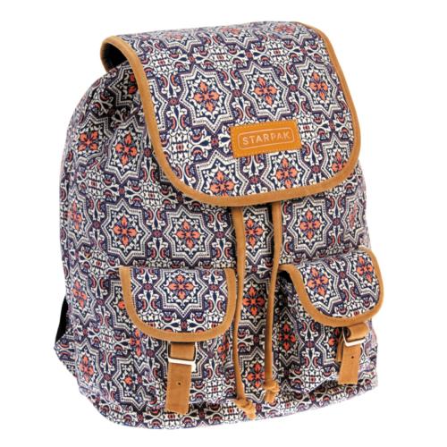 Etno iskolatáska, hátizsák (404434)
