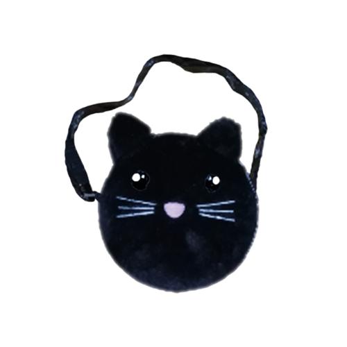 Szőrmés cica táska (405079)