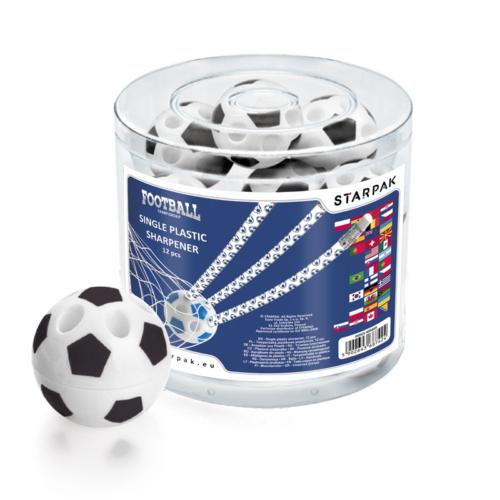 Football műanyag hegyező (405669)