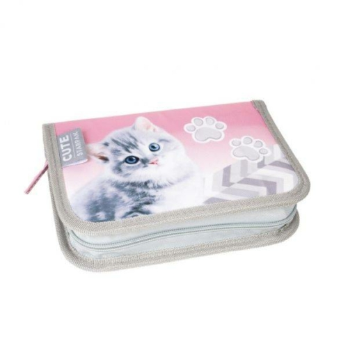 Cicás Pink tolltartó - Cute