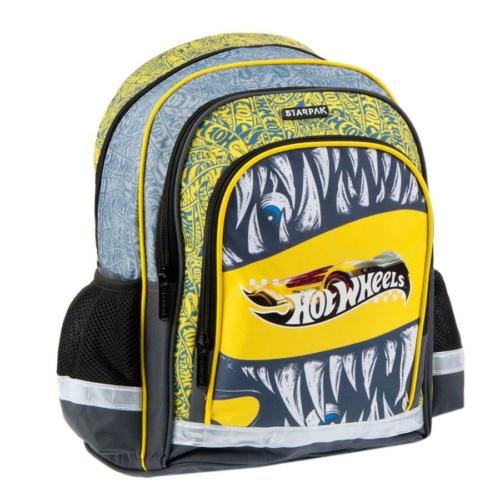 Hot Wheels iskolatáska, hátizsák - Monster