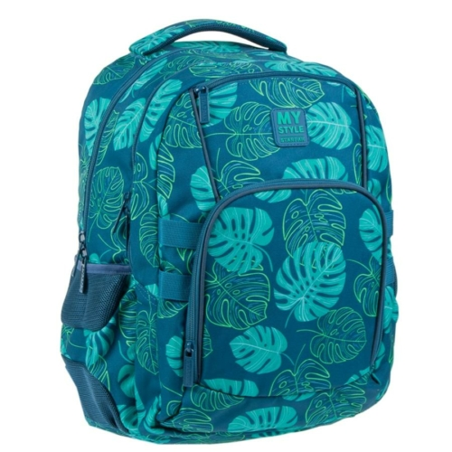 My Style ergonomikus hátizsák, iskolatáska