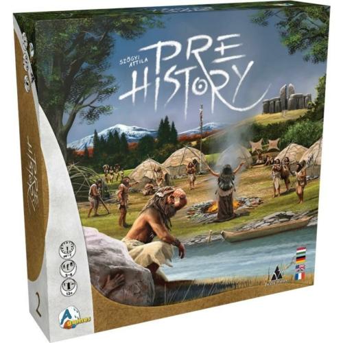 Prehistory társasjáték (230071)