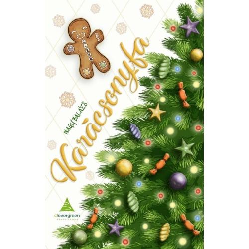 Karácsonyfa társasjáték (928000)