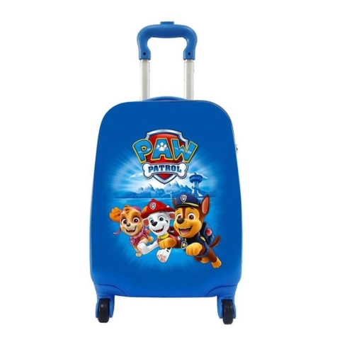 Mancs őrjárat 4 kerekű ABS gyermekbőrönd - Nickelodeon