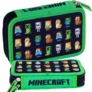 Kép 2/4 - Minecraft emeletes tolltartó