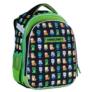 Kép 1/2 - Minecraft ergonomikus iskolatáska, hátizsák - 2 rekeszes