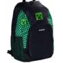 Kép 2/3 - Minecraft iskolatáska, hátizsák - 3 rekeszes