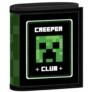 Kép 1/2 - Minecraft pénztárca - Creeper Club