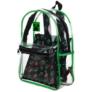 Kép 5/6 - Minecraft átlátszó hátizsák - TNT Creeper