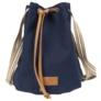 Kép 2/3 - BackUp 2in1 mini vászon hátizsák - Blue