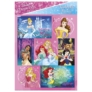 Kép 4/4 - Disney Princess matrica 11 x 16 cm (NFKS)