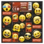 Kép 2/2 - Emoji matrica 16 x 16 cm (NZEM)